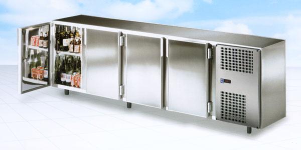 Darstellung des Kühltisch Tahiti Inox