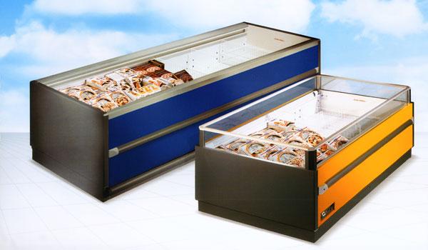 Darstellung der Kühltruhe Superpolo